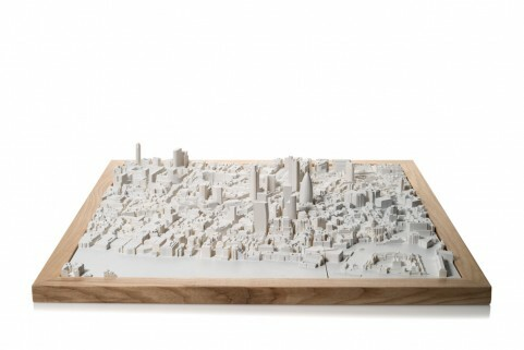 Chisel and Mouse London Cityscapes