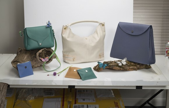 Bags of character - Shooting C. Nicol's first collection Photography Firm