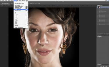 Augmenting Form - Using the Photoshop Liquify Tool in your Photography Photography Firm