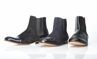 Shooting Joseph Kigonya's New Shoe Collection Photography Firm