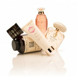 Shooting High-end Hampers for Aspects Beauty. Photography Firm