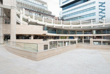 Broadgate Circle, London Photography Firm