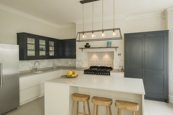 Shooting Stunning Home Interiors for Hartley Quinn Wilson Photography Firm