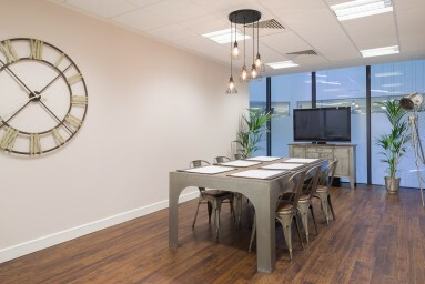 Pegasus Office Interiors Photography Firm