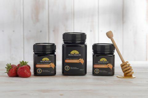 Real Health Manuka Honey by Pharmacare